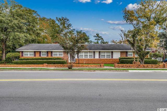 802 Main St., Conway, SC 29526 (MLS #1924775) :: The Hoffman Group