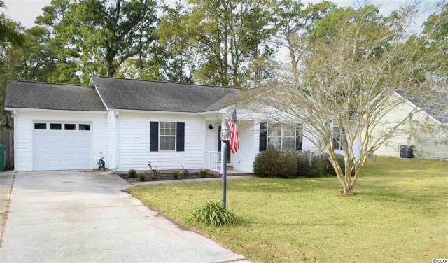 301 Trace Run Circle, Myrtle Beach, SC 29588 (MLS #1924780) :: Sloan Realty Group