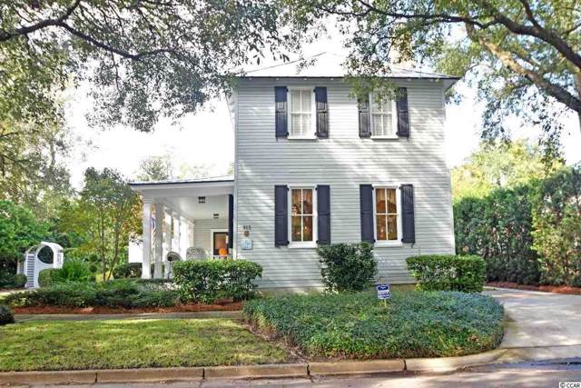 315 Queen St., Georgetown, SC 29440 (MLS #1924785) :: Jerry Pinkas Real Estate Experts, Inc