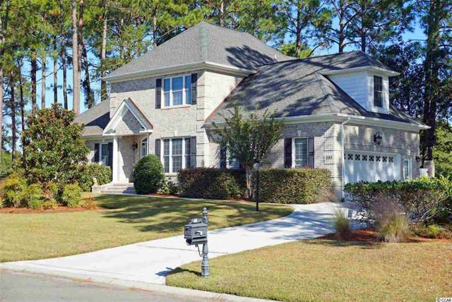 595 Eastwood Park Rd., Sunset Beach, NC 28468 (MLS #1924819) :: The Lachicotte Company
