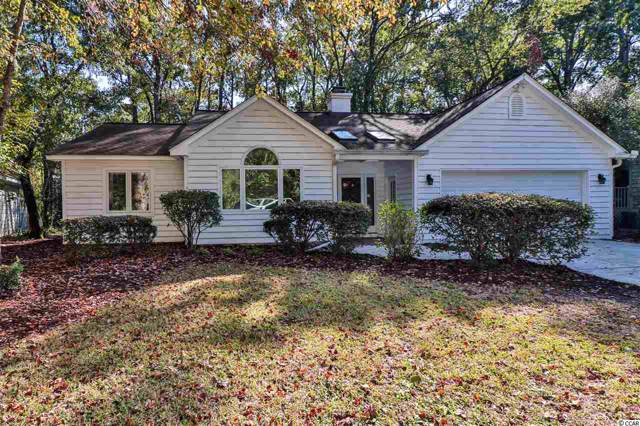 31 Redwing Ct., Pawleys Island, SC 29585 (MLS #1924820) :: Leonard, Call at Kingston