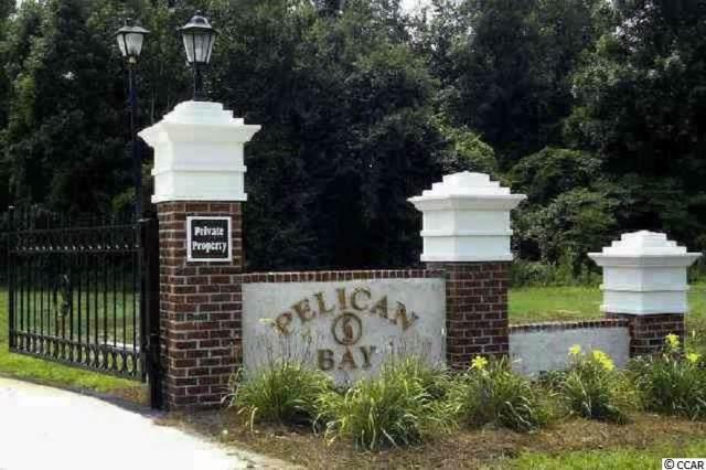 Lt. 54 Pelican Bay Rd., Longs, SC 29568 (MLS #1924821) :: The Homes & Valor Team