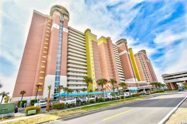 2801 S Ocean Blvd. #833, North Myrtle Beach, SC 29582 (MLS #1924833) :: Jerry Pinkas Real Estate Experts, Inc