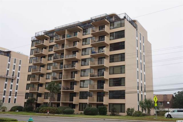 7603 N Ocean Blvd. 3H, Myrtle Beach, SC 29572 (MLS #1924855) :: The Lachicotte Company