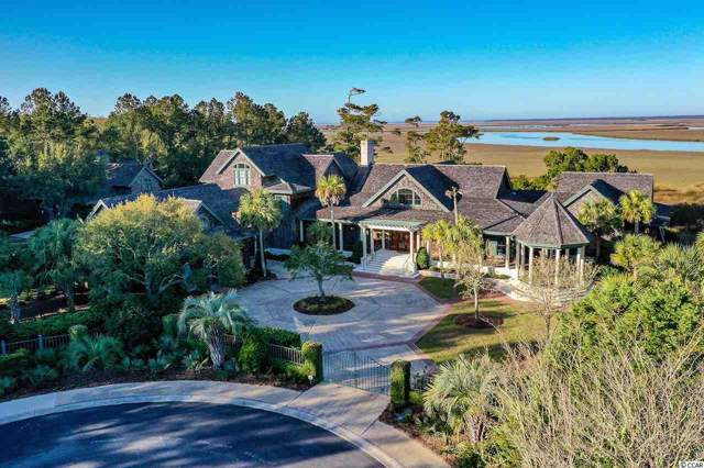 420 Ocean Green Dr., Georgetown, SC 29440 (MLS #1924865) :: James W. Smith Real Estate Co.