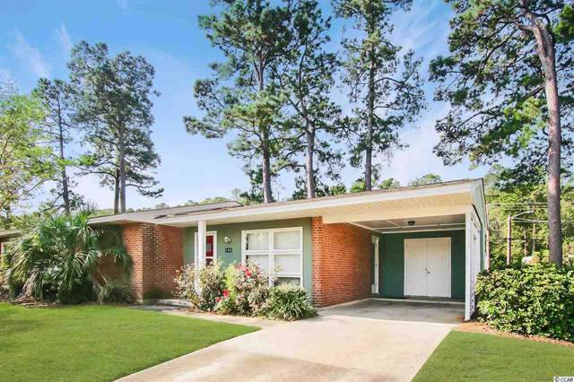 3751 Spruce Dr. #3751, Myrtle Beach, SC 29577 (MLS #1924878) :: Jerry Pinkas Real Estate Experts, Inc