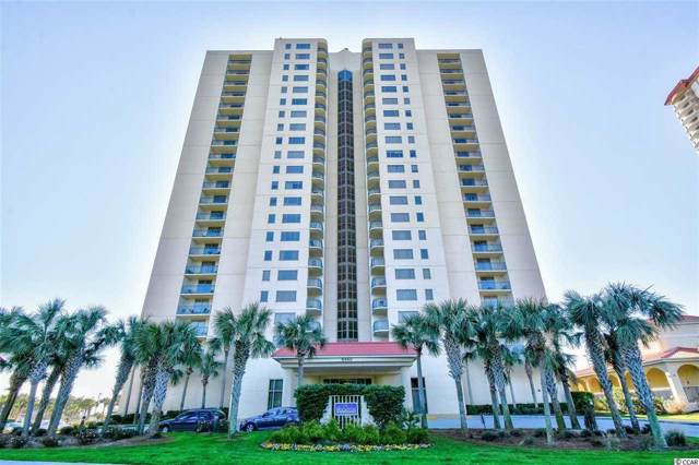 8560 Queensway Blvd. #1607, Myrtle Beach, SC 29572 (MLS #1924879) :: United Real Estate Myrtle Beach