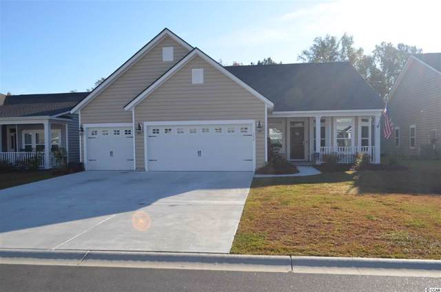 796 Cherry Blossom Dr., Murrells Inlet, SC 29576 (MLS #1924885) :: The Litchfield Company