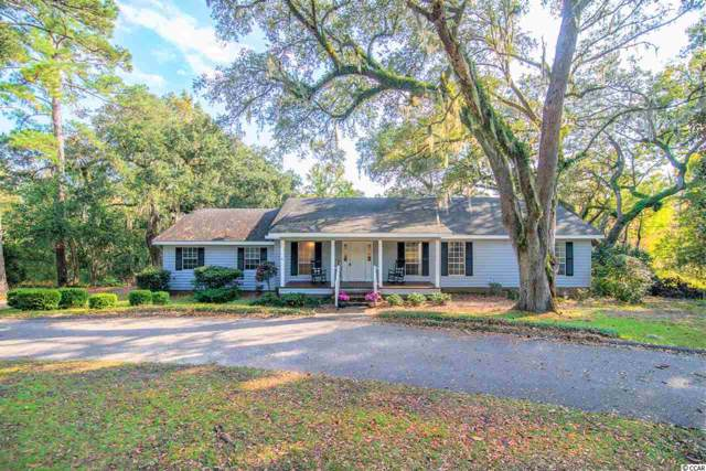 140 Sandpiper Ln., Georgetown, SC 29440 (MLS #1924904) :: The Greg Sisson Team with RE/MAX First Choice
