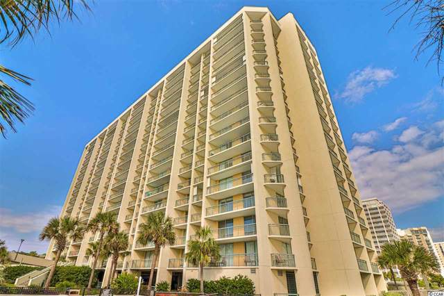 9820 Queensway Blvd. #1002, Myrtle Beach, SC 29572 (MLS #1924905) :: Jerry Pinkas Real Estate Experts, Inc
