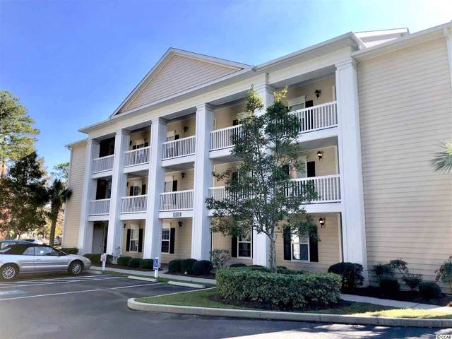 615 Woodmoor Circle #201, Garden City Beach, SC 29576 (MLS #1924923) :: The Greg Sisson Team with RE/MAX First Choice