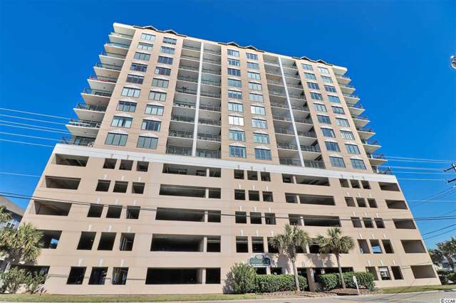 4103 N Ocean Blvd. #102, North Myrtle Beach, SC 29582 (MLS #1924934) :: The Hoffman Group