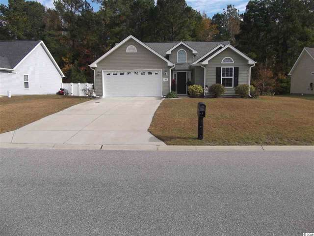 149 Emily Springs Dr., Conway, SC 29527 (MLS #1924968) :: The Litchfield Company