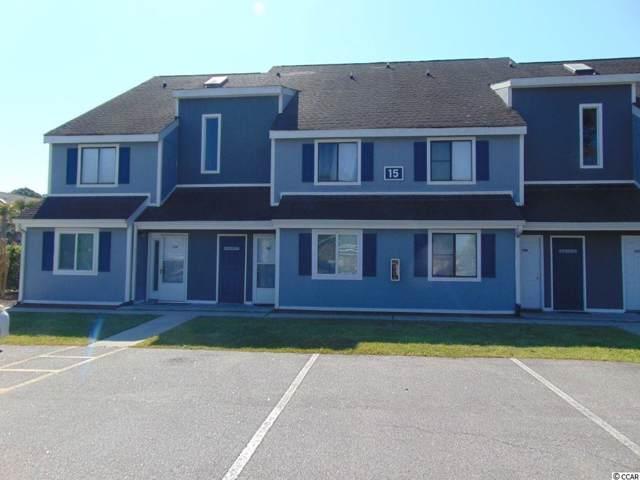 1891 Colony Dr. 15-J, Surfside Beach, SC 29575 (MLS #1924973) :: SC Beach Real Estate