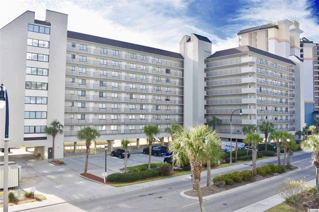 4719 S Ocean Blvd. Ph 3, North Myrtle Beach, SC 29582 (MLS #1924992) :: SC Beach Real Estate