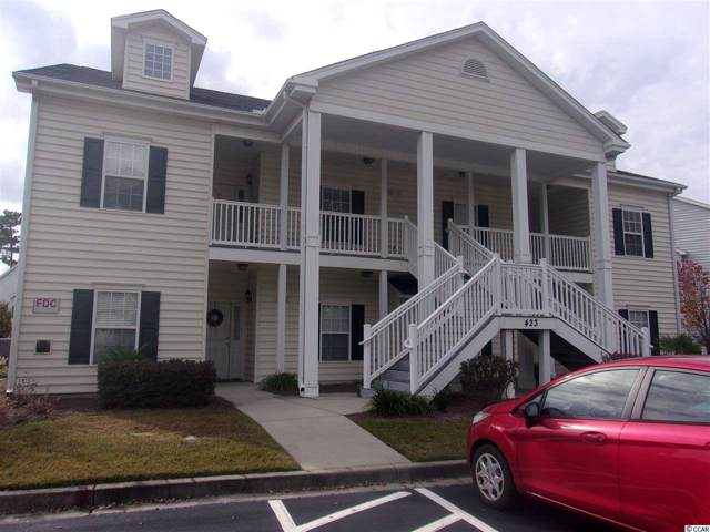 423 Mahogany Dr. #201, Murrells Inlet, SC 29576 (MLS #1925051) :: The Litchfield Company