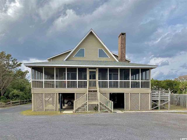 74 2nd Ave., Pawleys Island, SC 29585 (MLS #1925062) :: James W. Smith Real Estate Co.