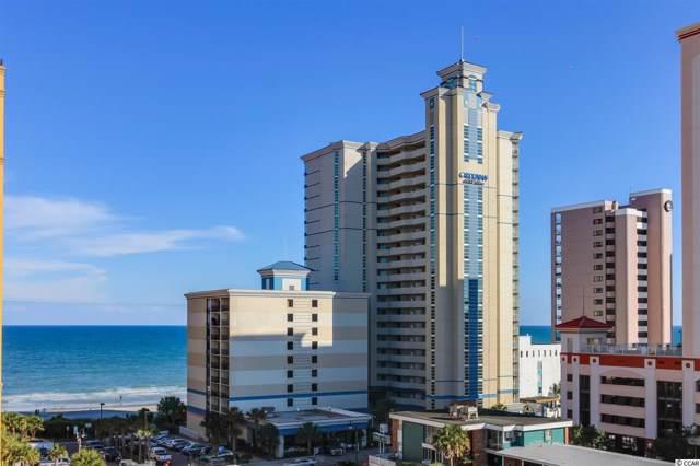 2504 N Ocean Blvd. #1135, Myrtle Beach, SC 29577 (MLS #1925103) :: SC Beach Real Estate