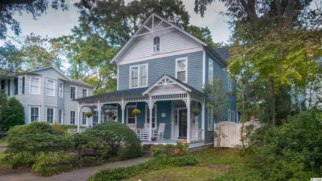 906 Prince St., Georgetown, SC 29440 (MLS #1925104) :: United Real Estate Myrtle Beach