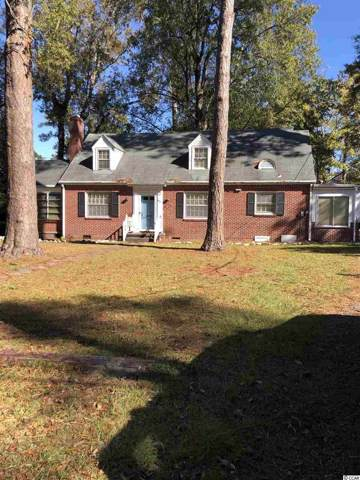 622 Green St., Kingstree, SC 29556 (MLS #1925115) :: The Litchfield Company