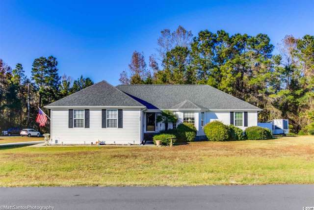990 Grace Dr., Conway, SC 29527 (MLS #1925118) :: The Litchfield Company