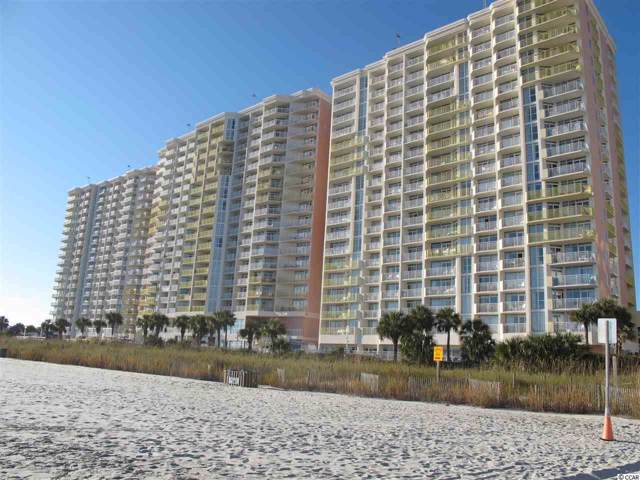 2701 S Ocean Blvd. #703, North Myrtle Beach, SC 29582 (MLS #1925121) :: The Lachicotte Company