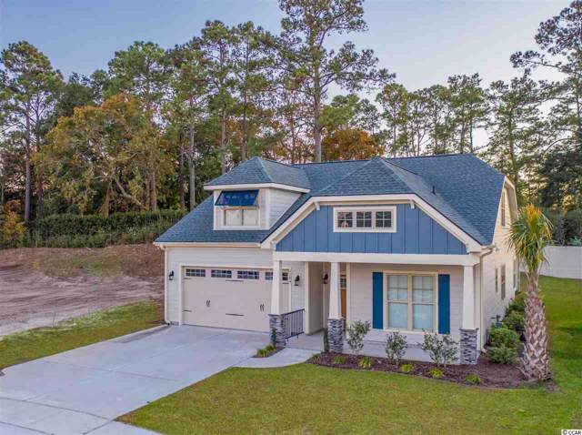 1104 Doubloon Dr., North Myrtle Beach, SC 29582 (MLS #1925131) :: James W. Smith Real Estate Co.