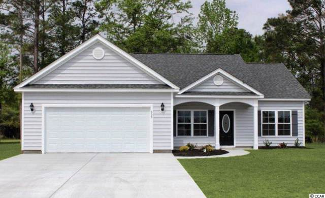 316 Copperwood Loop, Conway, SC 29526 (MLS #1925133) :: The Litchfield Company