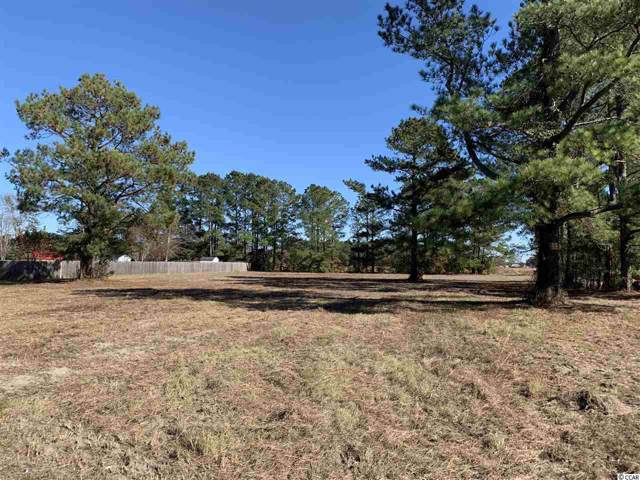 TBD Highway 410, Aynor, SC 29511 (MLS #1925136) :: Coastal Tides Realty