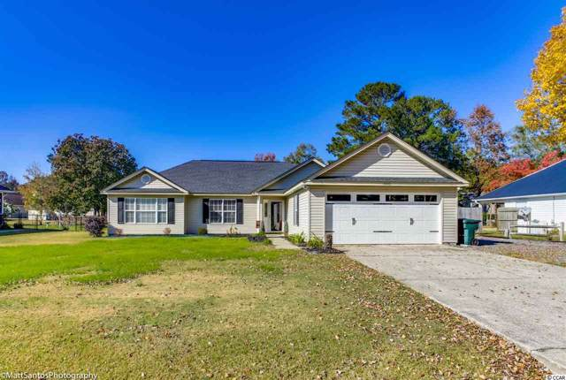 3040 Jasmine Dr., Conway, SC 29527 (MLS #1925140) :: The Lachicotte Company