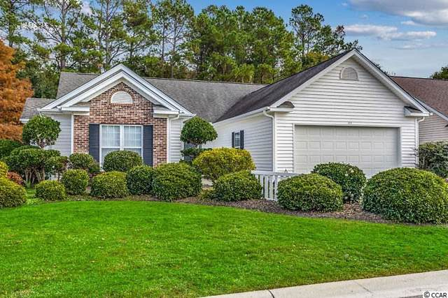 313 Milledge Dr., Conway, SC 29526 (MLS #1925158) :: The Litchfield Company