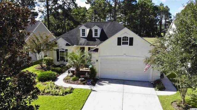859 Sandpiper Bay Dr., Sunset Beach, NC 28468 (MLS #1925164) :: The Litchfield Company