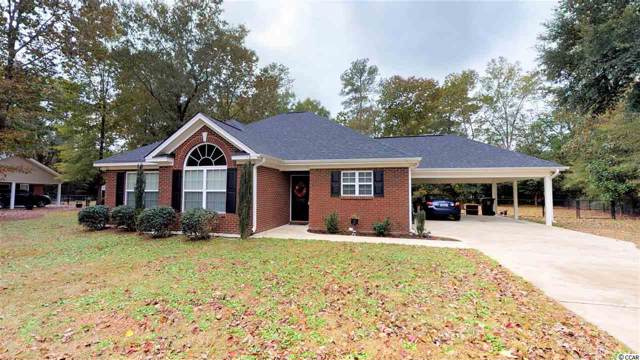 1732 Garland St., Hartsville, SC 29550 (MLS #1925173) :: The Litchfield Company