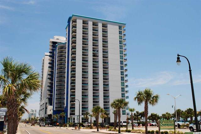 504 N Ocean Blvd. #802, Myrtle Beach, SC 29577 (MLS #1925199) :: The Hoffman Group