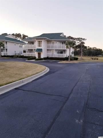 301 Shorehaven Dr. 17-B01, North Myrtle Beach, SC 29582 (MLS #1925201) :: The Lachicotte Company