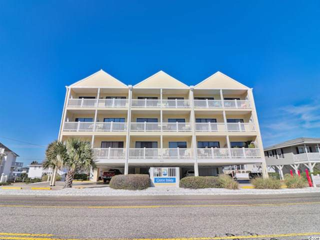 4601 N Ocean Blvd. #303, North Myrtle Beach, SC 29582 (MLS #1925286) :: The Lachicotte Company
