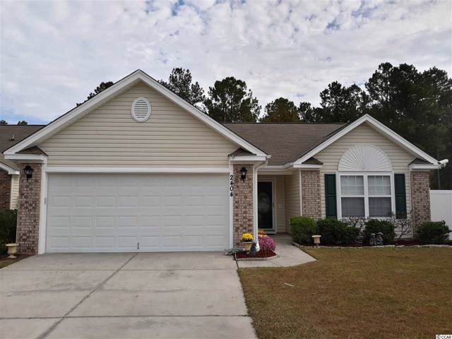 2404 Whetstone Ln., Myrtle Beach, SC 29579 (MLS #1925296) :: The Trembley Group | Keller Williams