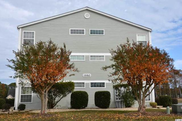 1980 Bentgrass Dr. A, Surfside Beach, SC 29575 (MLS #1925307) :: The Trembley Group | Keller Williams