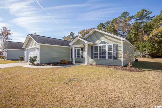 2701 Green Pond Circle, Conway, SC 29527 (MLS #1925324) :: The Litchfield Company