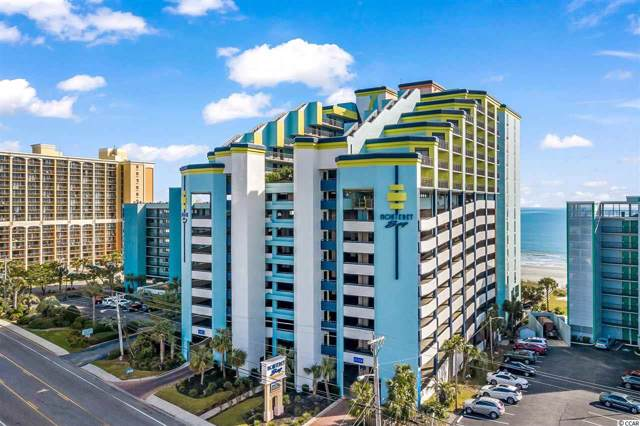 6804 N Ocean Blvd. #1205, Myrtle Beach, SC 29577 (MLS #1925325) :: United Real Estate Myrtle Beach