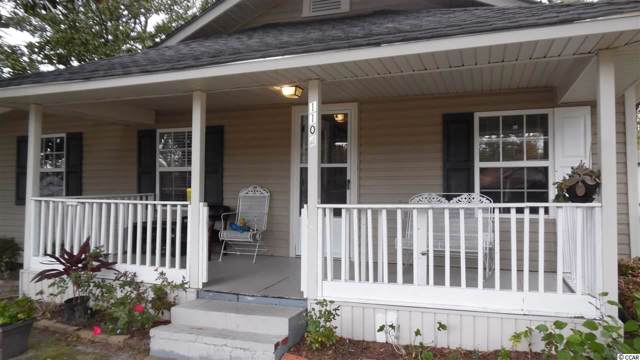 1104 Temple St., Conway, SC 29527 (MLS #1925349) :: The Lachicotte Company