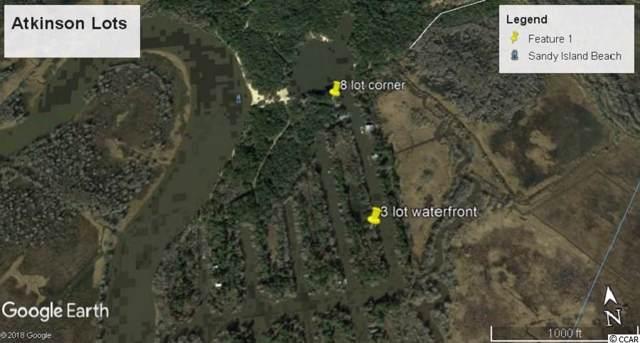 11 lots Paradise Pointe, Pawleys Island, SC 29585 (MLS #1925355) :: The Litchfield Company