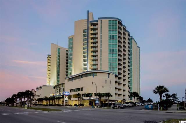 304 N Ocean Blvd. #1405, North Myrtle Beach, SC 29582 (MLS #1925407) :: United Real Estate Myrtle Beach