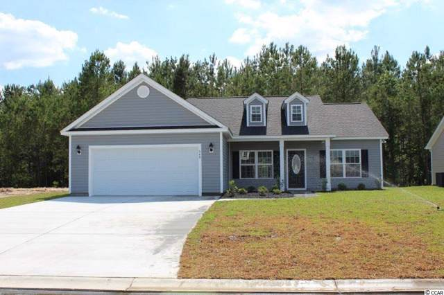 233 Copperwood Loop, Conway, SC 29526 (MLS #1925430) :: The Litchfield Company