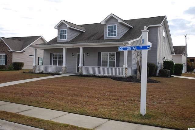 637 Cottontail Trail, Myrtle Beach, SC 29588 (MLS #1925433) :: Berkshire Hathaway HomeServices Myrtle Beach Real Estate