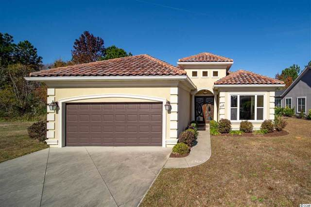 712 Cabazon Dr., Myrtle Beach, SC 29579 (MLS #1925437) :: Jerry Pinkas Real Estate Experts, Inc