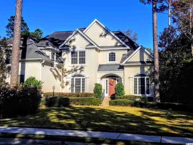 26 Highwood Circle, Murrells Inlet, SC 29576 (MLS #1925443) :: The Litchfield Company