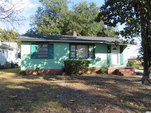 408 Smith St., Conway, SC 29527 (MLS #1925483) :: The Lachicotte Company