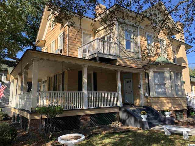 1104 Front St., Georgetown, SC 29440 (MLS #1925490) :: The Trembley Group | Keller Williams