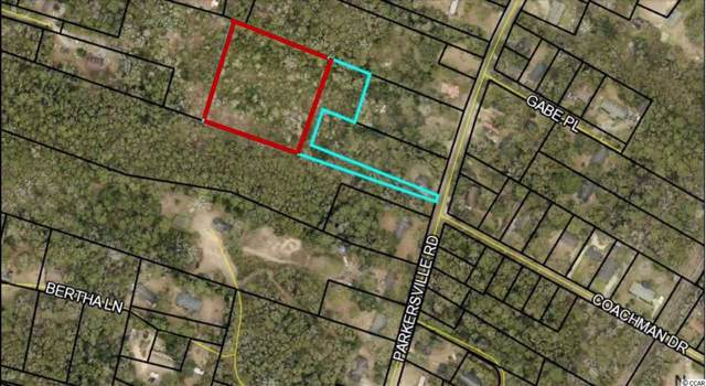TBD Parkersville Rd., Pawleys Island, SC 29585 (MLS #1925491) :: The Lachicotte Company